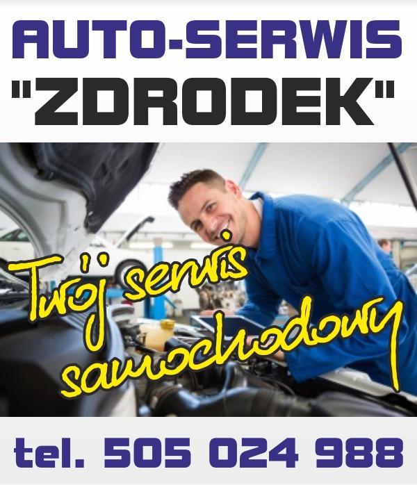 """AUTO-SERWIS """" ZDRODEK"""" 505024988"""